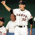 【巨人OB】長嶋監督と一緒に集合写真[1999(平成11)年]