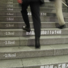 エスカレーターを使わないで階段だと健康とダイエットになる