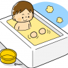 【入浴・お風呂】リラックス効果は半身浴とぬるめのお湯がいい